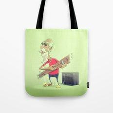 Didley Joe Tote Bag