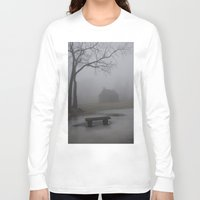 fog Long Sleeve T-shirts featuring Fog  by ShannPhoto15