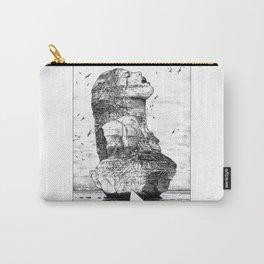 asc 757 - La nostalgie est une île (The remains) Carry-All Pouch