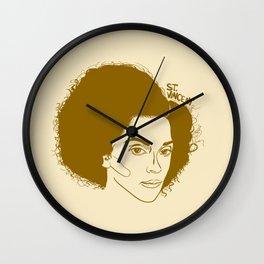 ST. VINCENT Wall Clock