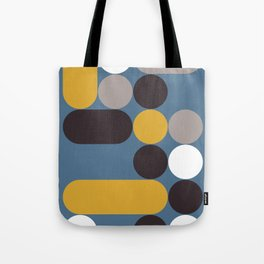 Domino 05 Tote Bag