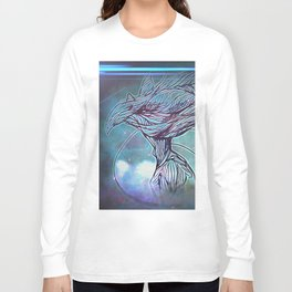 Fly Bird Long Sleeve T-shirt