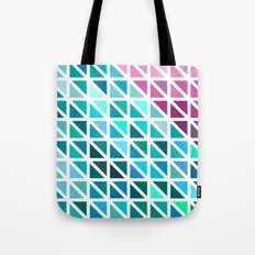 Triangles #7 Tote Bag