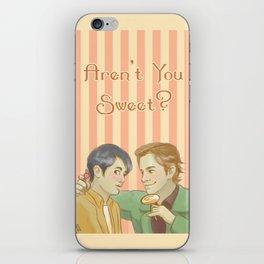 Aren't You Sweet? - Supernatural iPhone Skin