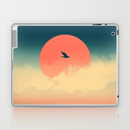 Lonesome Traveler Laptop & iPad Skin