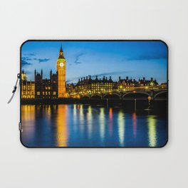 London By Night Laptop Sleeve