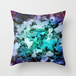 Cool places Throw Pillow