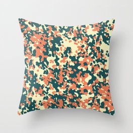 CAMO01 Throw Pillow