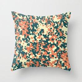 CAMO01 Throw Pillow