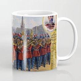 1879 P.T. Barnum's Great London Circus Vintage Advertisement Poster Coffee Mug