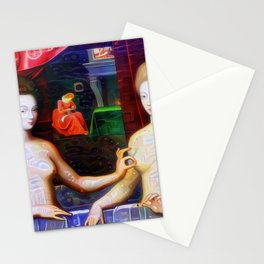 Erotique Stationery Cards