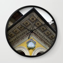 Old Park in Montecatini / Exterior Art / Italy Wall Clock