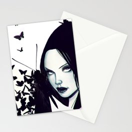 Butterflies 2.0 Stationery Cards