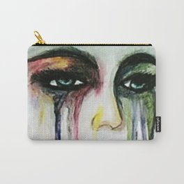 Tears of color Carry-All Pouch
