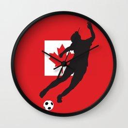 Canada - WWC Wall Clock