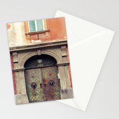 Ljubljana Door Stationery Cards