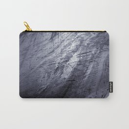 Ice age, silver Carry-All Pouch
