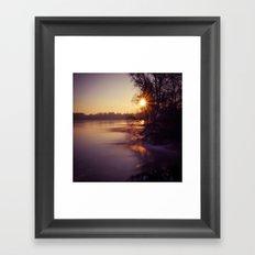 Wintersun Framed Art Print