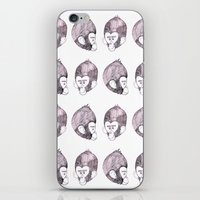 planet of the apes iPhone & iPod Skins featuring Apes! by Christian Bailey