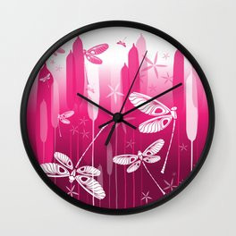 CN DRAGONFLY 1016 Wall Clock