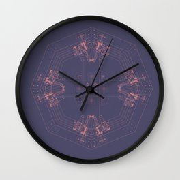 Detailed architectural node_2 Wall Clock