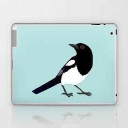 Magpie vector Laptop & iPad Skin