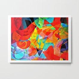 Color Metal Print
