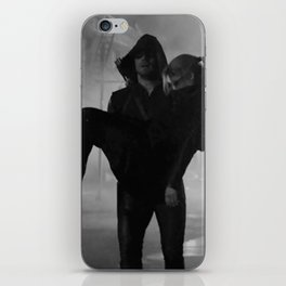 streets of fire iPhone Skin