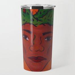 Native face 4 Travel Mug