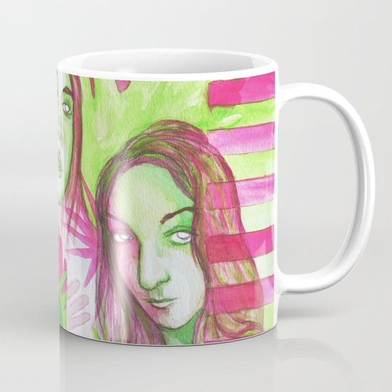 """Days Are Gone"" by Cap Blackard Mug"