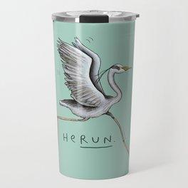HeRUN Travel Mug