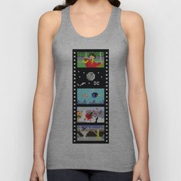 Blockbusters I Unisex Tank Top