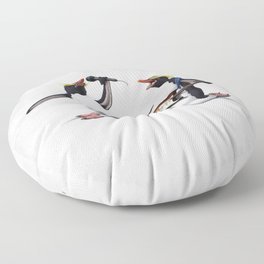 Rock (wordless) Floor Pillow