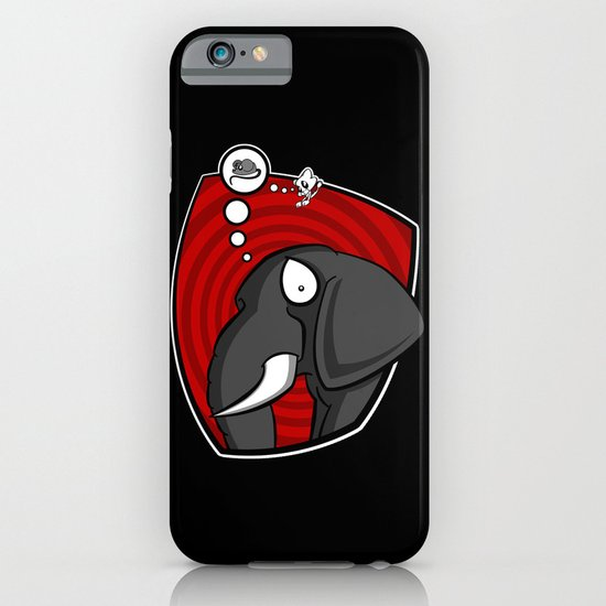 FIGHT OR FLIGHT iPhone & iPod Case