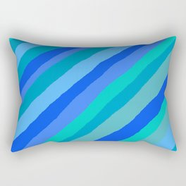 I've got the blues for you Rectangular Pillow