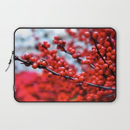 Festive Berries 2 Laptop Sleeve