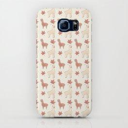 Alpaca Pattern iPhone Case