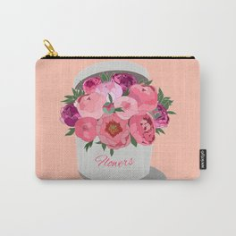A box of peonies Carry-All Pouch