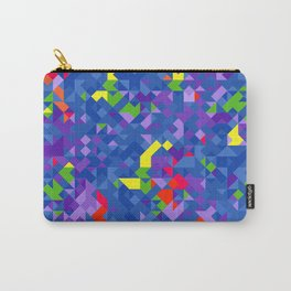 Geometry Sea Carry-All Pouch