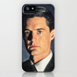 Agent Cooper iPhone Case