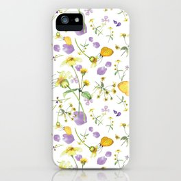 Small Wonders iPhone Case