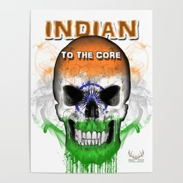 To The Core Collection: India Poster