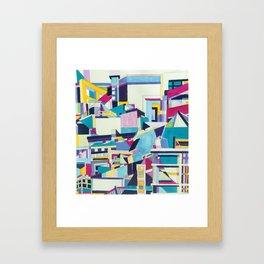5182 E5 street Framed Art Print