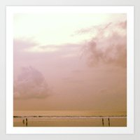 bali Art Prints featuring Bali by Michelle