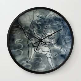 puppeteer Wall Clock