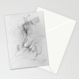 Andre Breton - The Lamp Smokes but the Nile Reeks - La lampe fume mais le Nil empeste Stationery Cards
