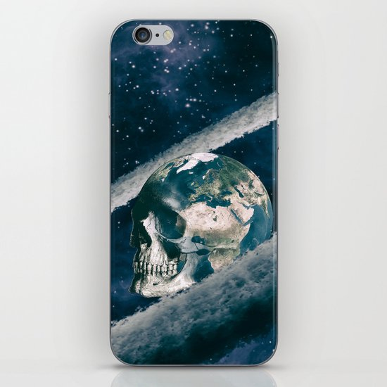 The Old Traveller iPhone & iPod Skin