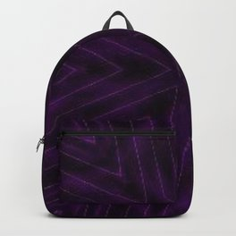 Eggplant Purple Backpack