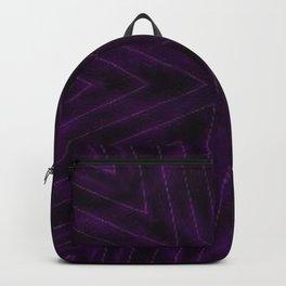Eggplant Purple Backpack