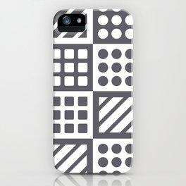 Billiplay Geometric iPhone Case